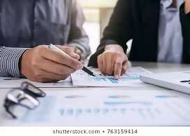 Required persons for indoor sales and marketing