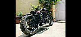 Modified Royal Enfield thunderbird/classic for sale and modifications