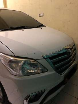 Toyota Grand New Innova 2,5V A/T 2014