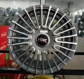 Jual velg mobil Racing Ring 15 Cocok untuk mobil Agya, ayla, Sigra