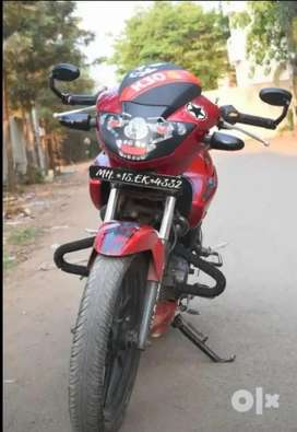 Aapache 160 second owner...good condition...no mentenes