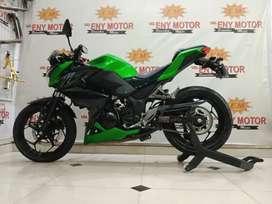 Plat Baru K.  Ninja Z250 2016 Andalan  #Eny Motor#