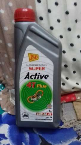 4t Oil for bikes and scooty