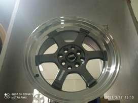 Velg mobil racing ring 16 cocok nih Brio RS
