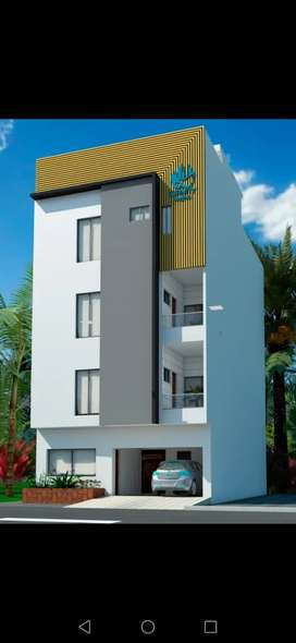 1bed flat available for sale in Shahjamal zaildar park