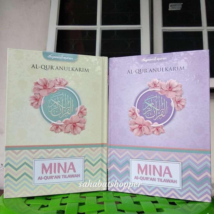 Al Qur'an Syaamil Mina For Woman 0