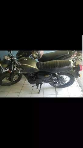 Dijual cepat Kawasaki W 175