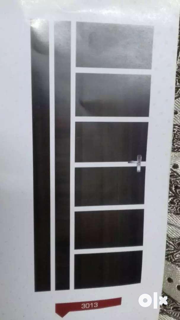 Wooden laminated doors 0