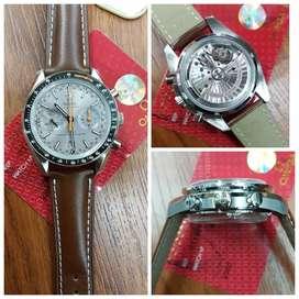 Jam tangan pria omega best quality
