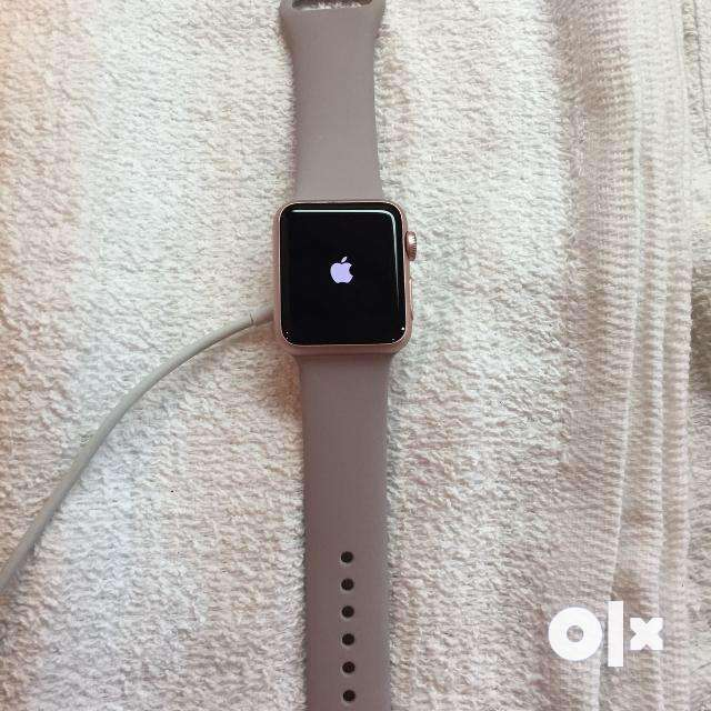 Apple Watch 42MM Gold Series 1 0