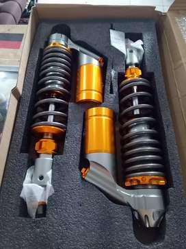 Shockbreaker nmax pcx KTC titan emas tabung atas barang baru