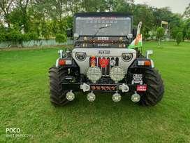 New model open modified Jeep gypsy Thar