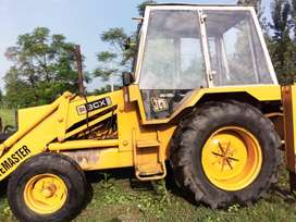 JCB 3cx loader