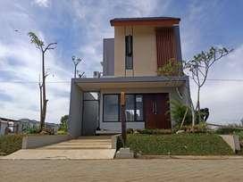 Rumah 2 Lantai DP bisa cicil 5x - Bali Resort Bogor - Lokasi Bogor