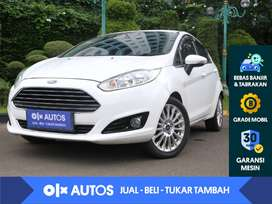 [OLXAutos] Ford Fiesta 1.5 S 4x2 A/T 2014 Putih