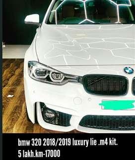 BMW 3 Series 320d Luxury Line, 2018, Diesel