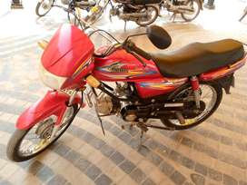 United 100 cc very Nice condition