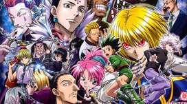 anime hunter x hunter 2011