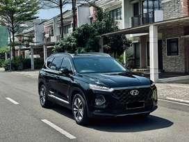 Hyundai Grand Santa Fe 2.2L Diesel 2019 Full Spec Fortuner VRZ Pajero