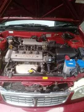 Di jual cepat Corolla tahun 2000