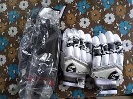 Sg klr lite brand new cricket batting gloves