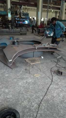 Requirement for good Welders Fitter and Grinder