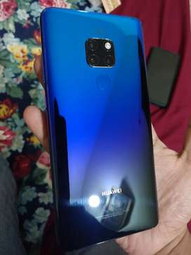 Huawei mate 20 official approve with box