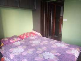 Room available for a female in shapoorji housing