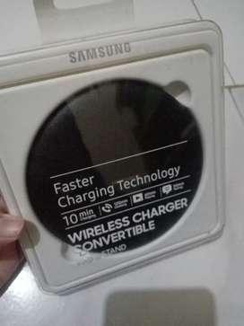 Bantu jual Samsung Wireless Charger Convertible