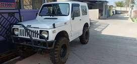 Dijual Suzuki Jimmy tahun 1988