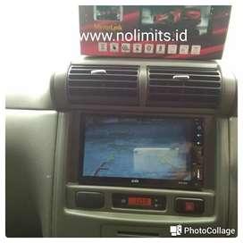 TV Mobil Avanza 7inch  Mirrorlink+ Kamera Mundur