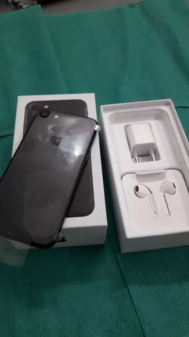 iPhone 7 128gb brand new phone with Bill box