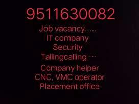 Argent job vacancy hai