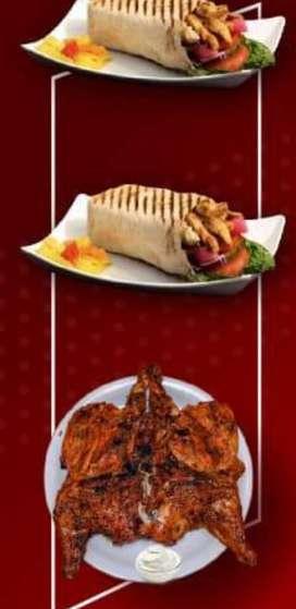 Shawarma & alfham maker