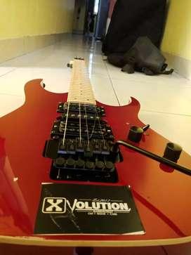 Dijual cepat guitar gillmore..dirawat sekali,kondisi 99% mulus banget