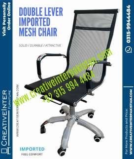 Leather mesh Chair study laptop exceptionlstndrd Office Table Computer