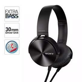 Headphone SONY dan JBL Ekstra BASS