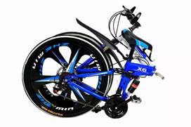 21 GEAR FOLDABLE CYCLE BEING HUMAN,AUDI,BMW