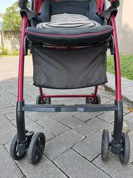 cocolatte stroller bayi Newlife paling ringan