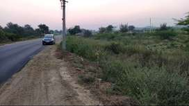 Commercial Land For Sale at Kondamadugu Village main Road, Opp CozyPrk