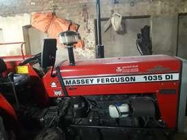 Mesaey Ferguson tractor