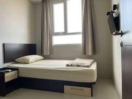 Apartemen SKYLAND CITY Jatinangor 2BR Lokasi Strategis Fully Furnished