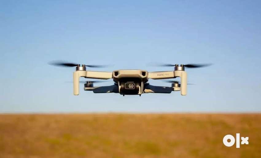 DJI mavic Drone for rent 0