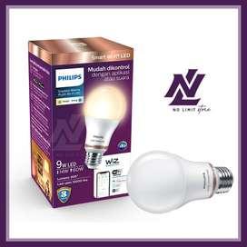 Philips Smart LED 9W WiFi - Tunable White (Putih)