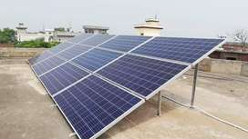 Easy Home Solar System. With 50% saving in Utility Bills. 5 KW Package