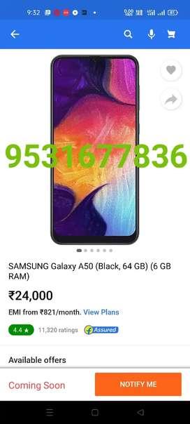 Samsung A50(6gb,64gb)
