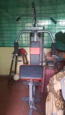 Fitline Home Gym Equipment 150 LBS/70 Kgs