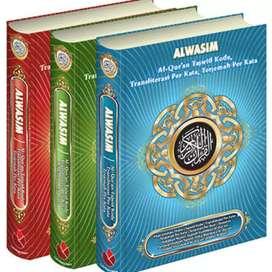 Jual Quran Al Wasim a5 murah di makassar