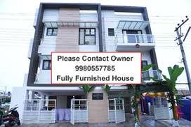 Fully Furnished 2BHK for rent in Vijayanagar near NPS School