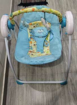 Primi electric swing toddlers